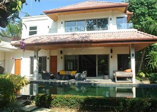 4-Br Villa situated only five minutes from the Phuket Laguna - House - Layan - Layan