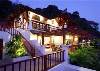 4-Br. Villa with private plunge pool & Jacuzzi - House - Patong - Patong, Phuket