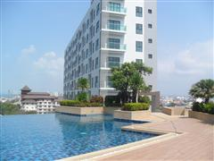 The Axis 2 Bedroom - Condominium - Pattaya South - Pratumnak Hill