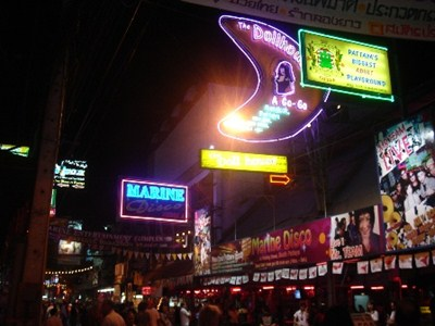 Walking Street Pattaya -
