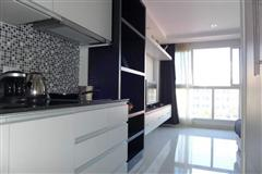 Condominium For Sale South Pattaya looking from the kitchen