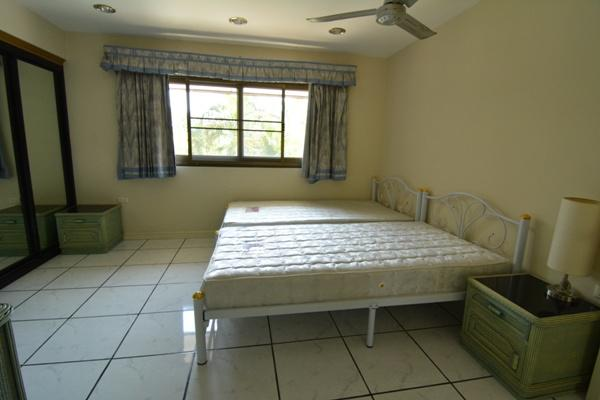 House for rent Pattaya showing the third bedroom