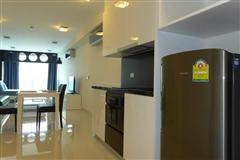 Condominium For Sale Pratumnak showing the kitchen area