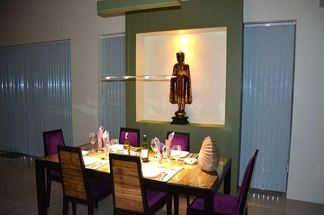 House for sale Pattaya Huay Yai showing the dining area