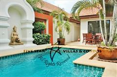 Pool Villa for rent  View Talay Villas - House - Jomtien - View Talay Villas
