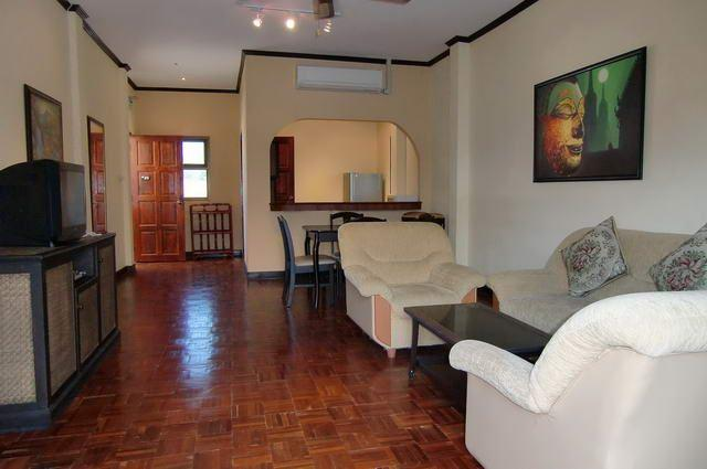 Serviced Apartments For Sale Pattaya showing the apartment style