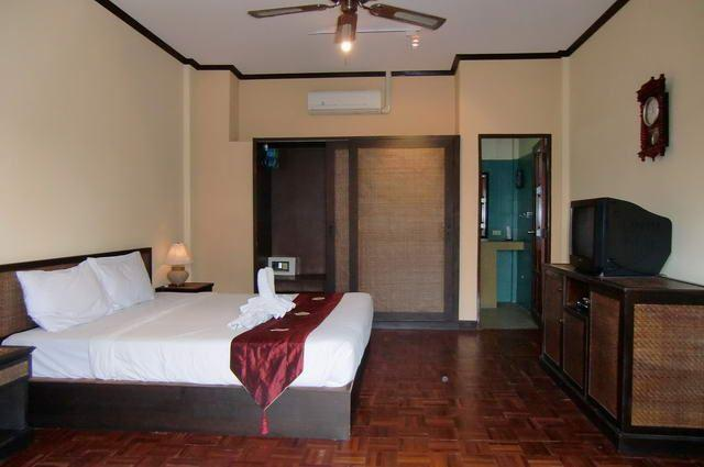 Serviced Apartments For Sale Pattaya showing the style of apartment