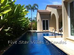 House for rent in East Pattaya showing the private pool