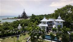 House for sale Pattaya Wong Amat beachfront - House - Na Kluea - Wong Amat Beach