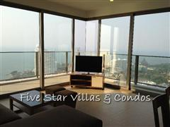 Condominium for rent at Wong Amat - Condominium - Na Kluea - Wong Amat Beach