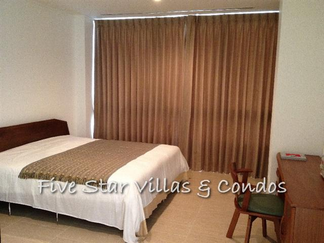 Condominium for rent at Wong Amat Northpoint showing another bedroom