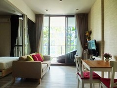 Condominium  For rent Wongamat Pattaya  - Condominium - Na Kluea - Wong Amat Beach