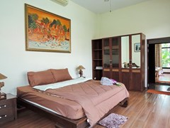 House for sale Pattaya showing the third bedroom