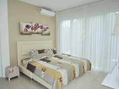 House for Sale Silverlake Pattaya showing the third bedroom style