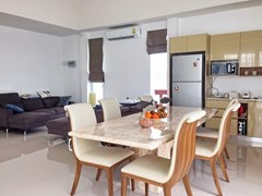 House for Sale Silverlake Pattaya showing the dining area