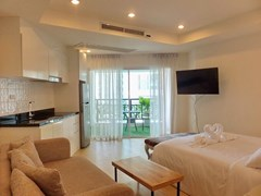 Condominium for sale Pratumnak Hill Pattaya showing the studio