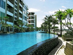 Condominium for rent Naklua Ananya - Condominium - Na Kluea - Wong Amat Beach