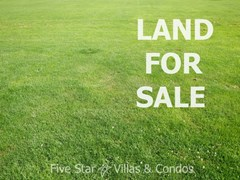 Development land for sale Bangsaray Beach - Land - Bang Sare - Bangsaray Beach