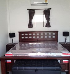 House for rent East Pattaya showing the bedroom