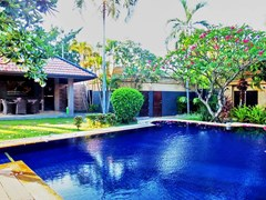 House for rent Jomtien at Jomtien Park Villas - House - Jomtien Beach - Jomtien