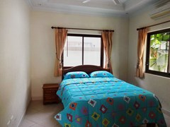 House for rent Jomtien Pattaya showing the third bedroom