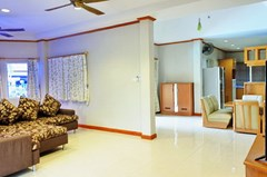 House for rent East Pattaya the open plan concept