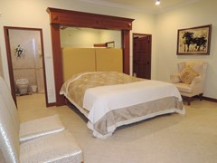 House for rent at View Talay Villas Jomtien showing the second bedroom