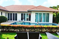 House for sale Pattaya Mabprachan - House - Lake Maprachan - Lake Mabprachan