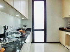 House for sale Huayyai Pattaya showing the kitchen concept