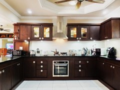 House For Sale Nongpalai Pattaya showing the kitchen area