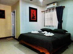 House for sale South Pattaya showing the second bedroom suite