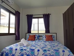 House for sale Jomtien Pattaya showing the third bedroom