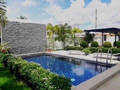 House for Sale Silverlake Pattaya showing the private pool