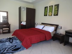 House for rent Pratumnak Pattaya showing the forth bedroom