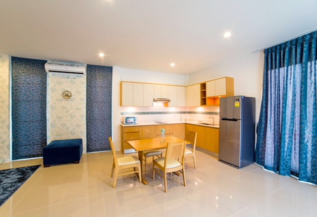 House for Sale Silverlake Pattaya showing the kitchen