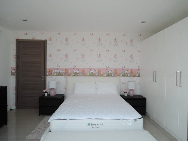 House for rent Amaya Hill Pattaya showing the second bedroom