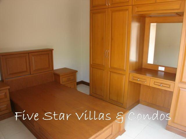 House for sale East Pattaya showing the bedroom furniture