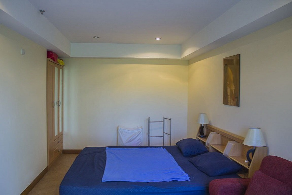 Condominium for sale Jomtien showing the bedroom