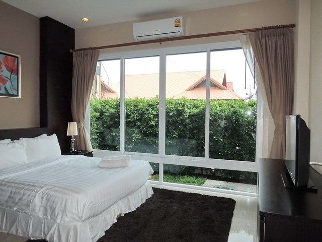 House for rent East Jomtien showing the fourth bedroom