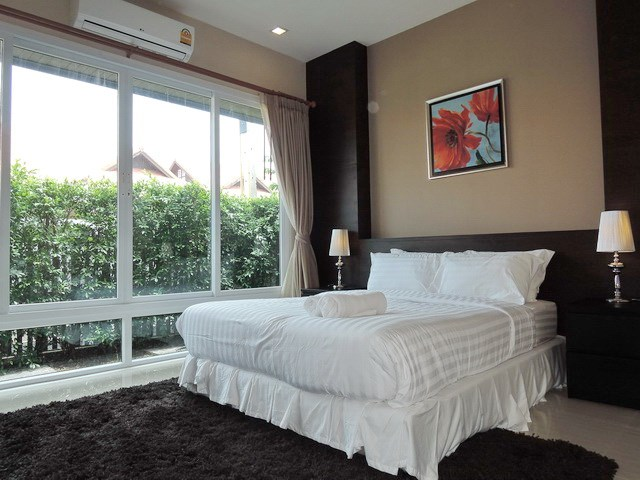House for rent East Jomtien showing the third bedroom