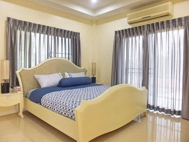 House for rent East Pattaya showing the fourth bedroom