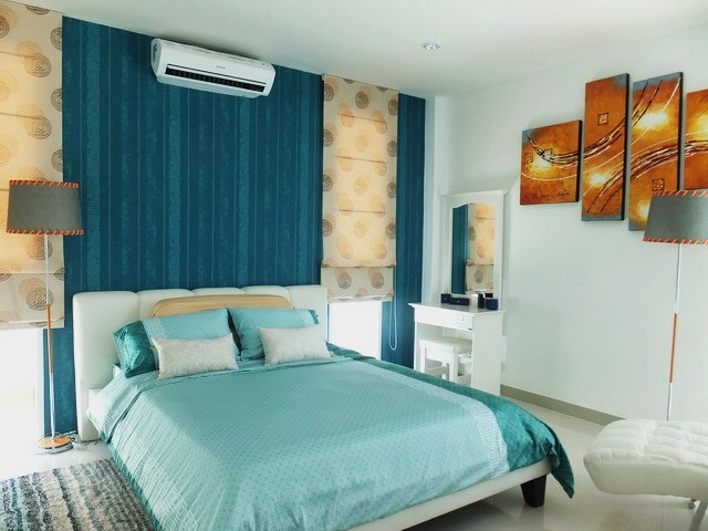 House for Sale Silverlake Pattaya showing the second bedroom