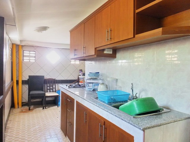 House for rent East Pattaya showing the second kitchen